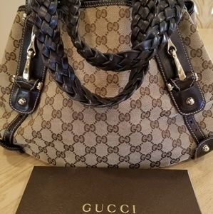 Gucci Pelham Hobo Bag